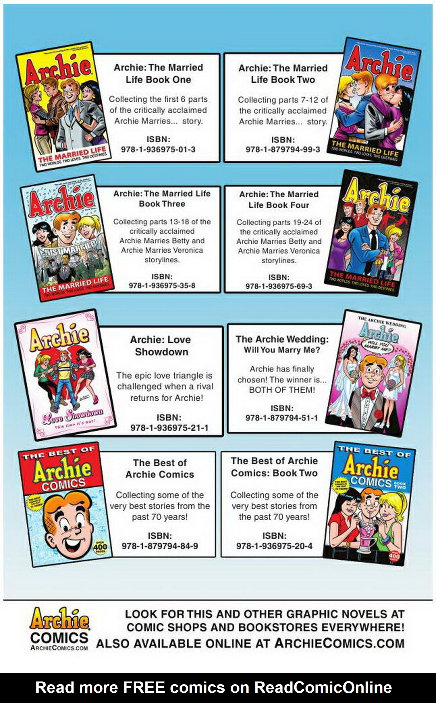 Read online Archie: A Rock 'n' Roll Romance comic -  Issue #Archie: A Rock 'n' Roll Romance Full - 104