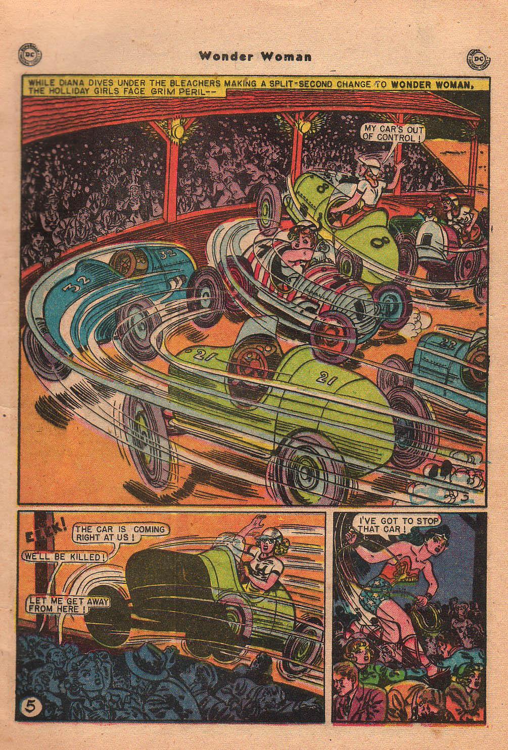 Read online Wonder Woman (1942) comic -  Issue #42 - 8