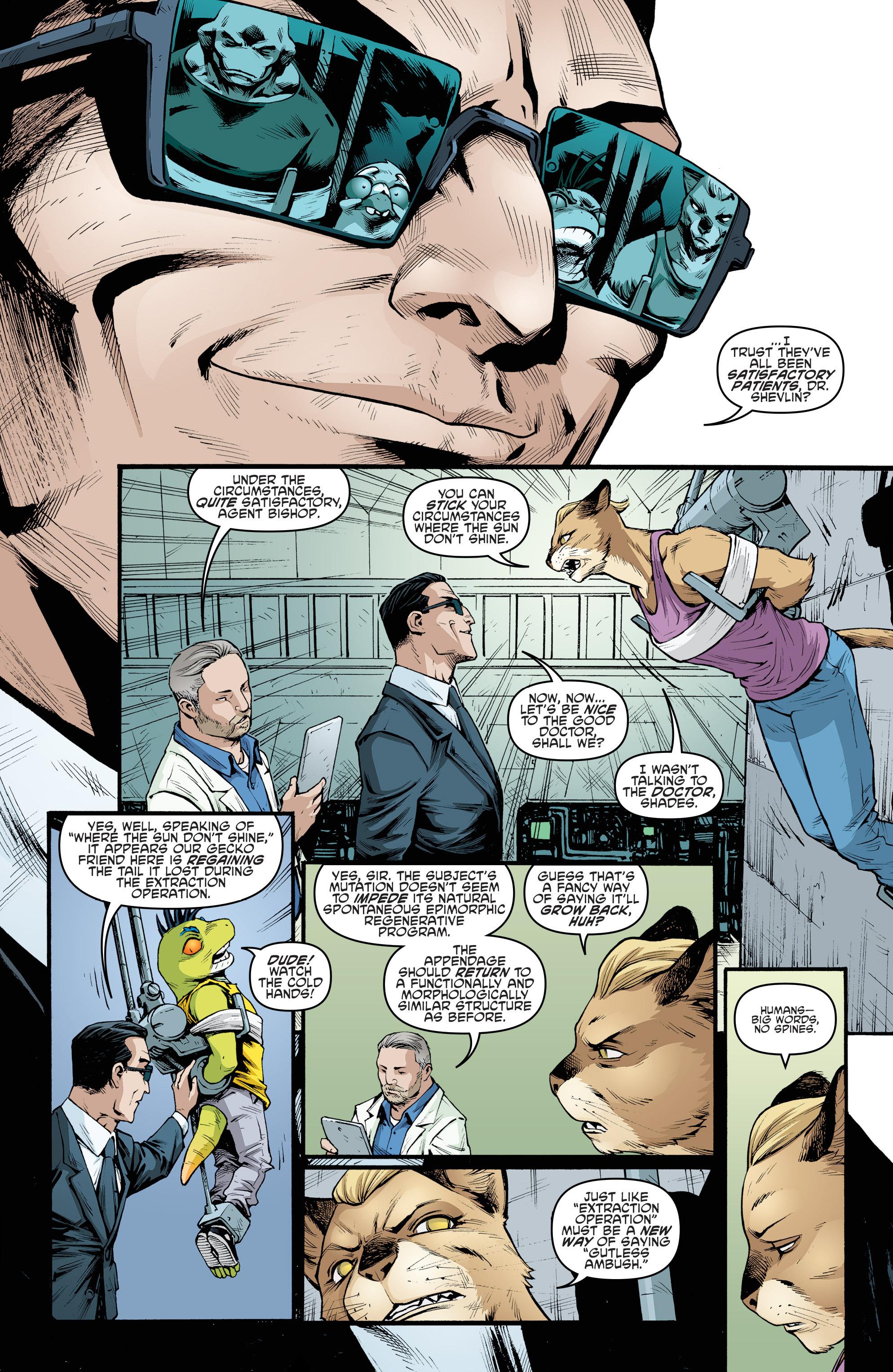 Read online Teenage Mutant Ninja Turtles (2011) comic -  Issue #68 - 8