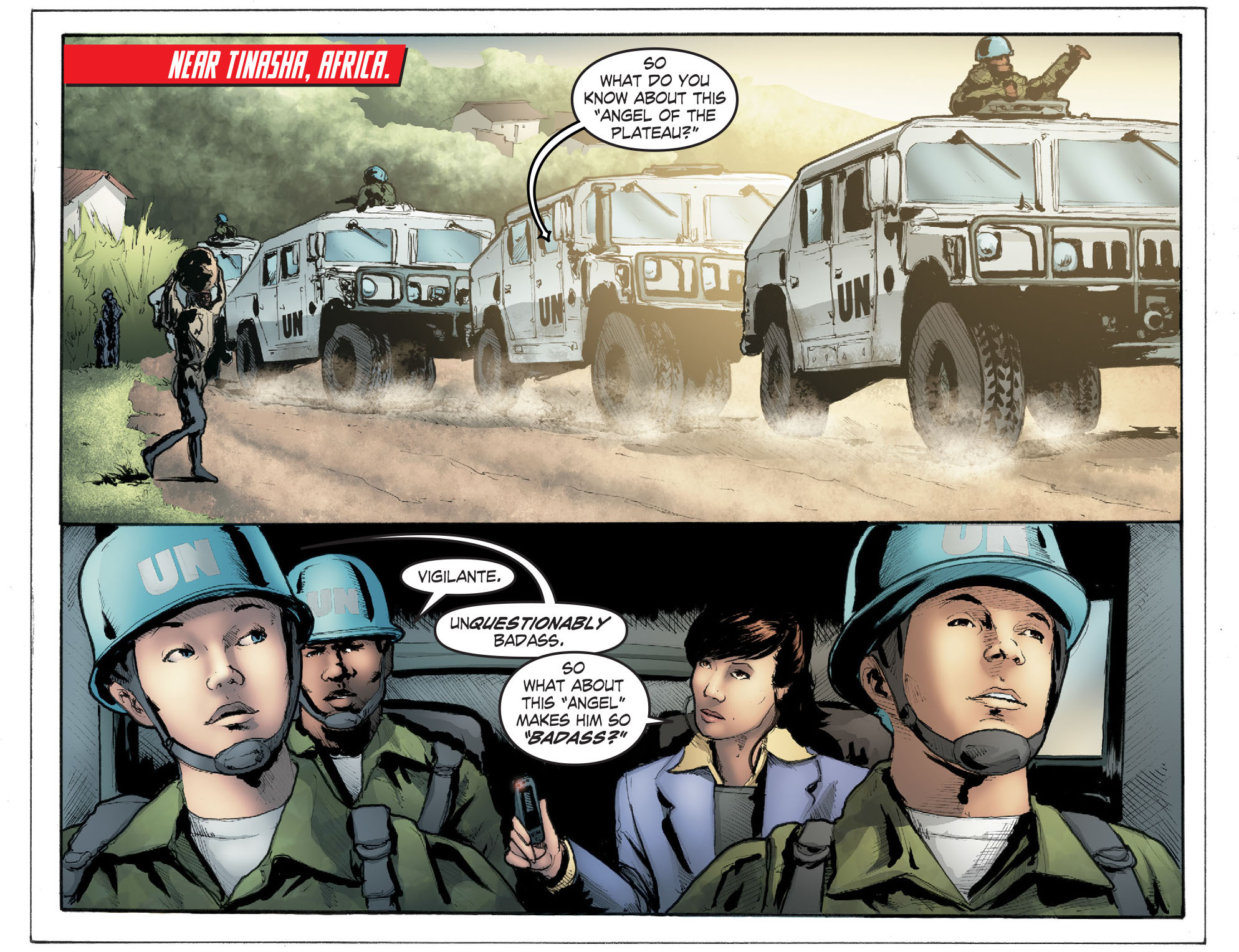 Read online Smallville: Season 11 comic -  Issue #41 - 13