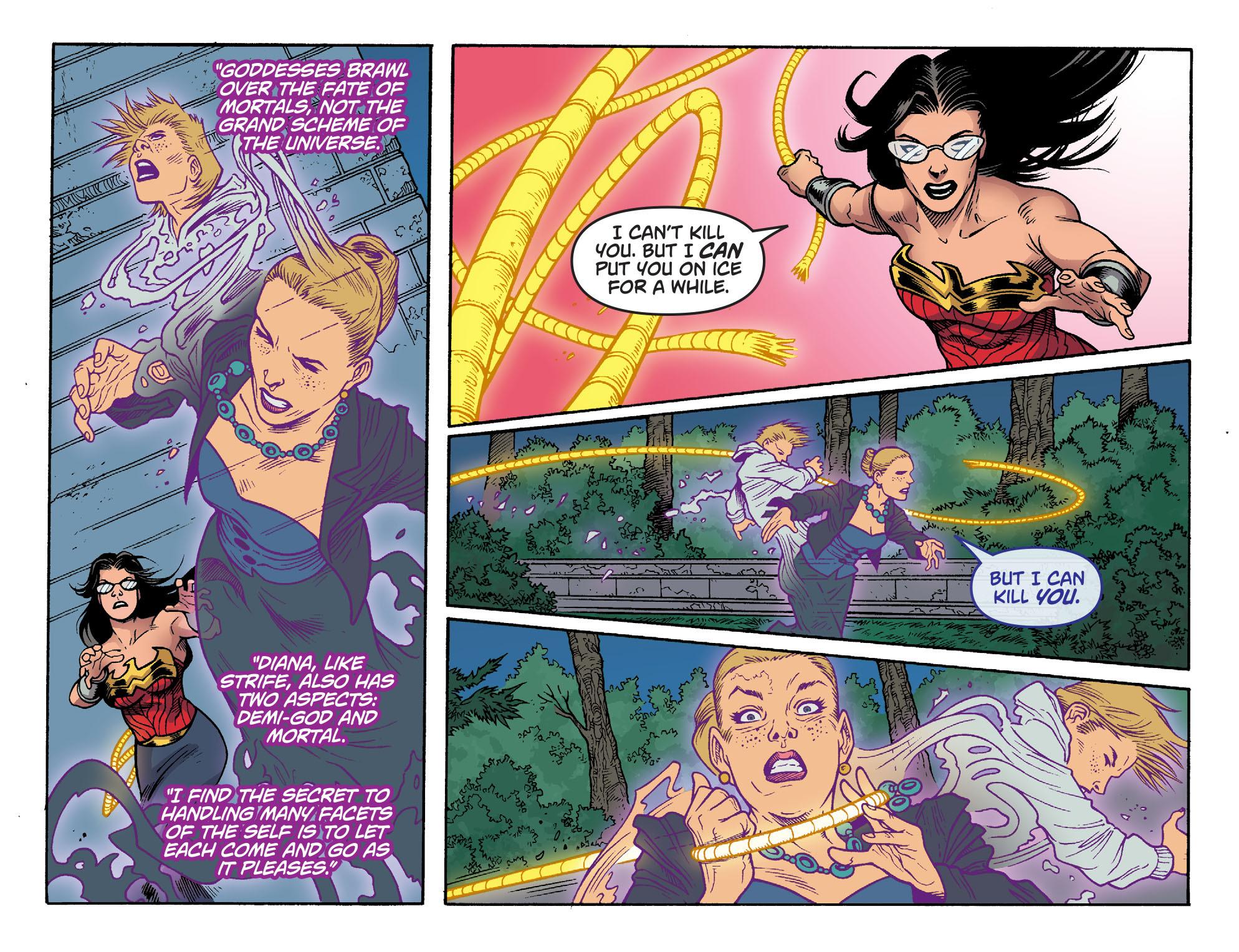 Read online Sensation Comics Featuring Wonder Woman comic -  Issue #44 - 4