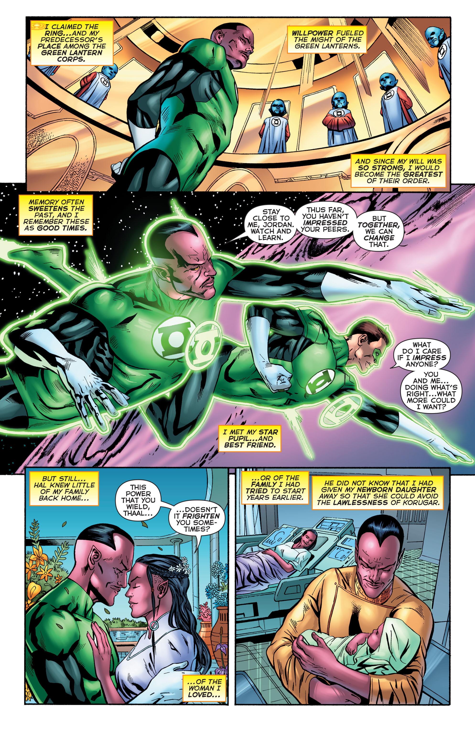 Read online Secret Origins (2014) comic -  Issue #6 - 31