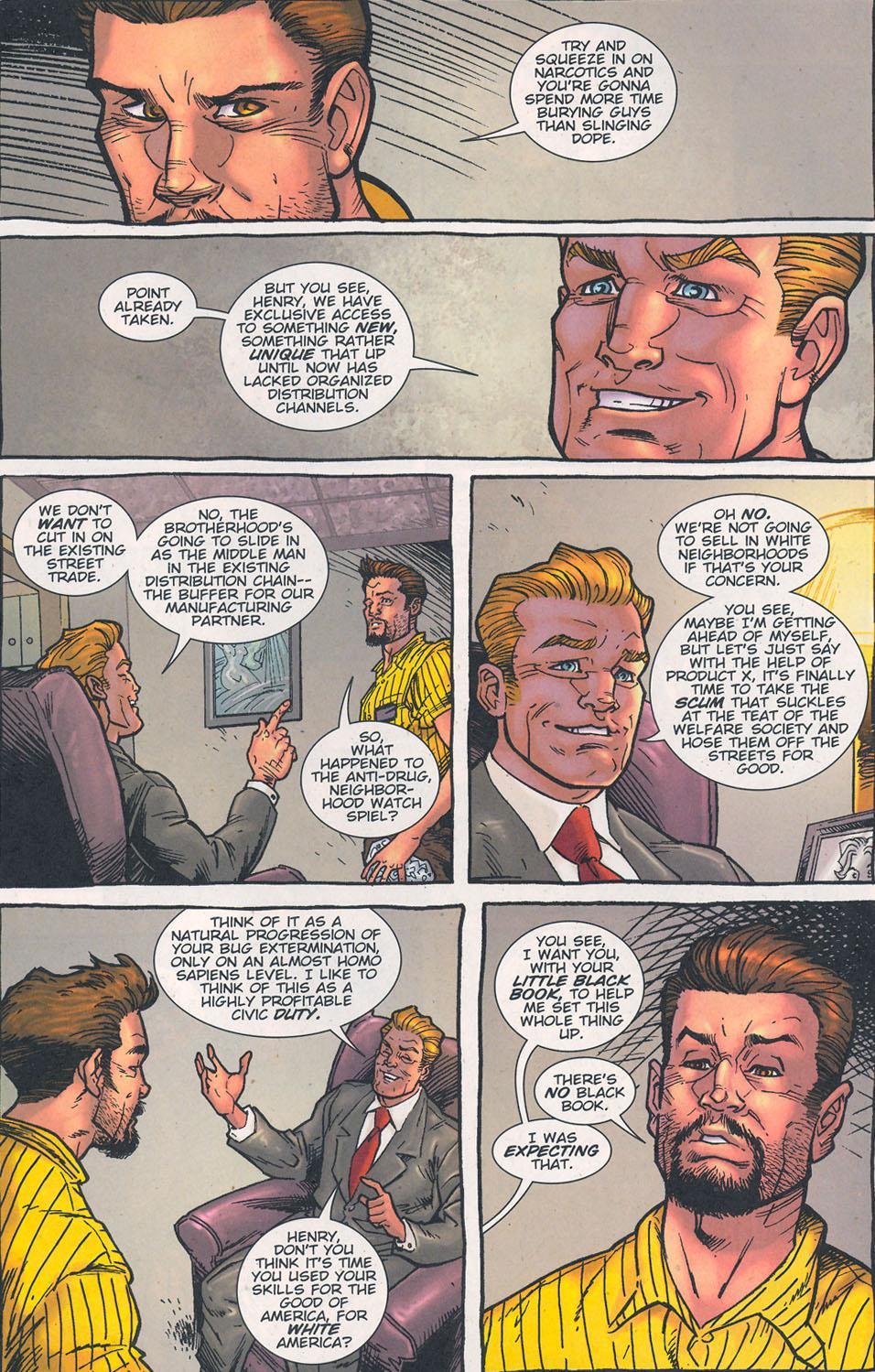 Read online The Exterminators comic -  Issue #15 - 5