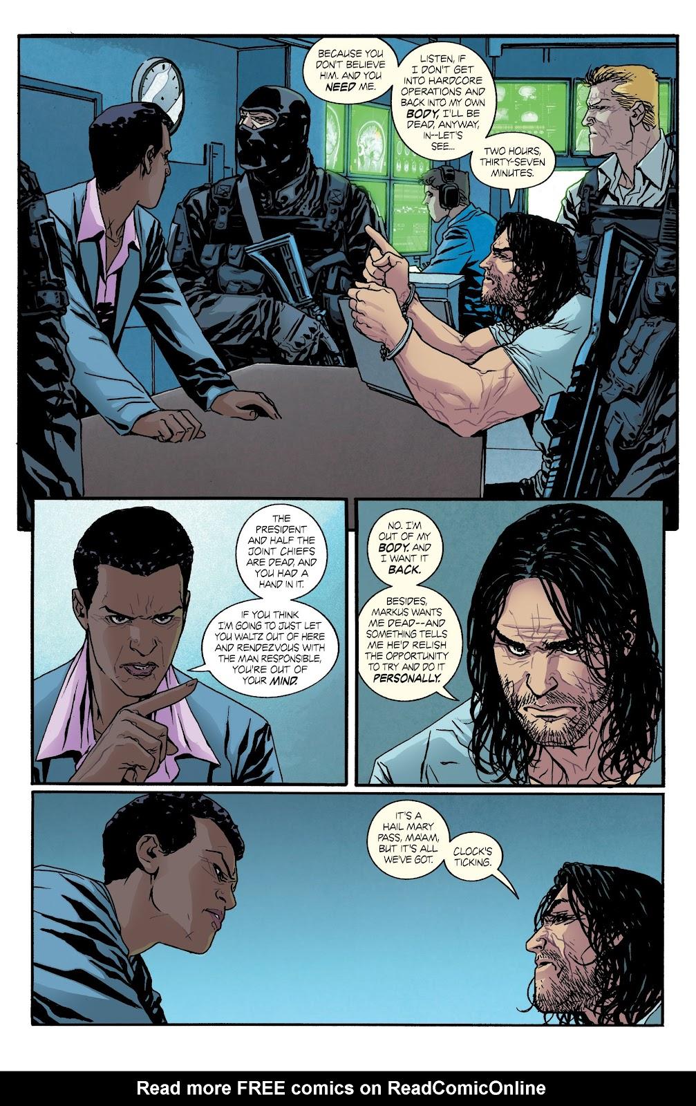 Read online Hardcore comic -  Issue #4 - 18
