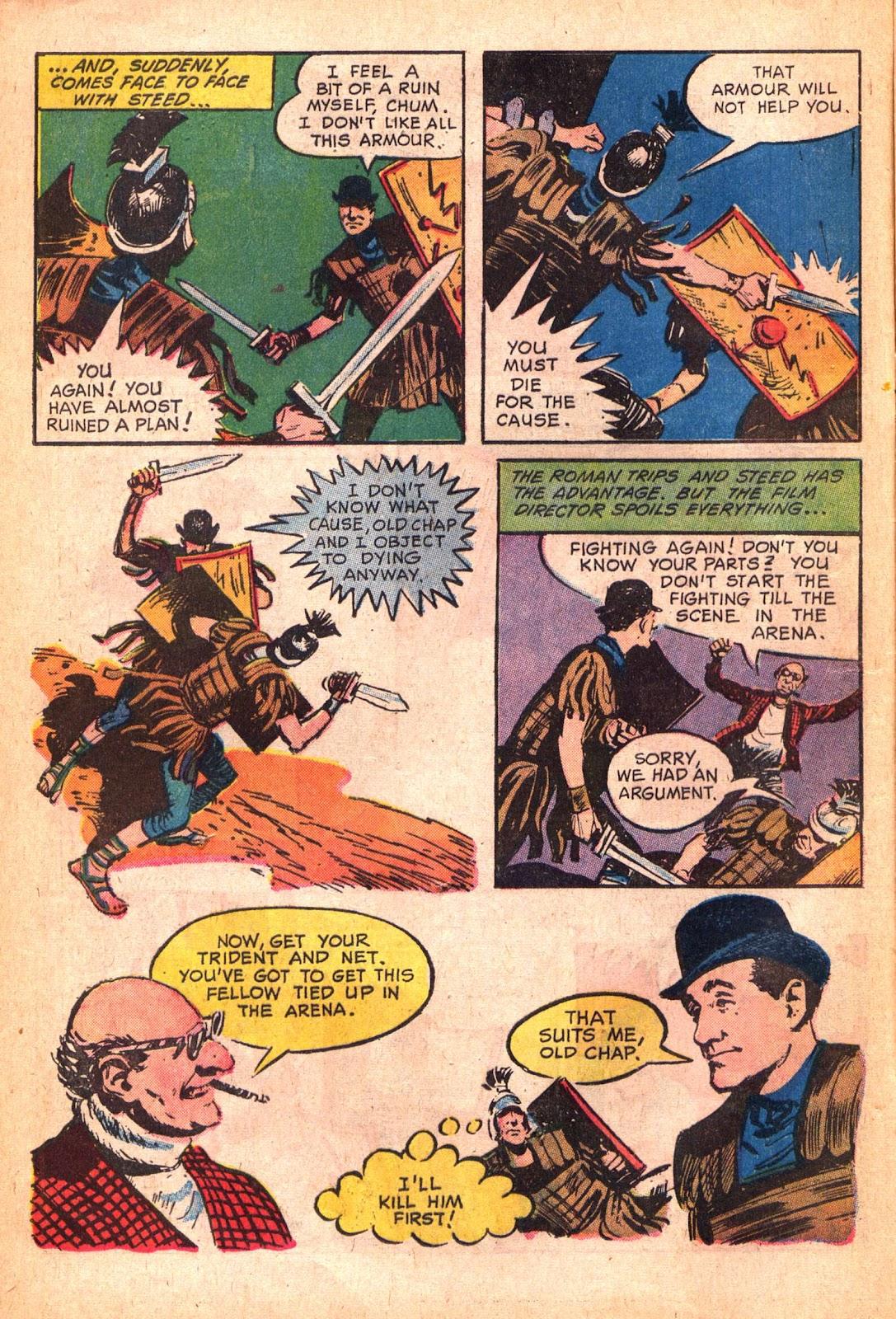 Read online The Avengers (1968) comic -  Issue # Full - 12