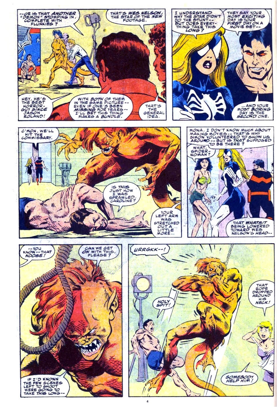 Avengers West Coast (1989) issue 76 - Page 5