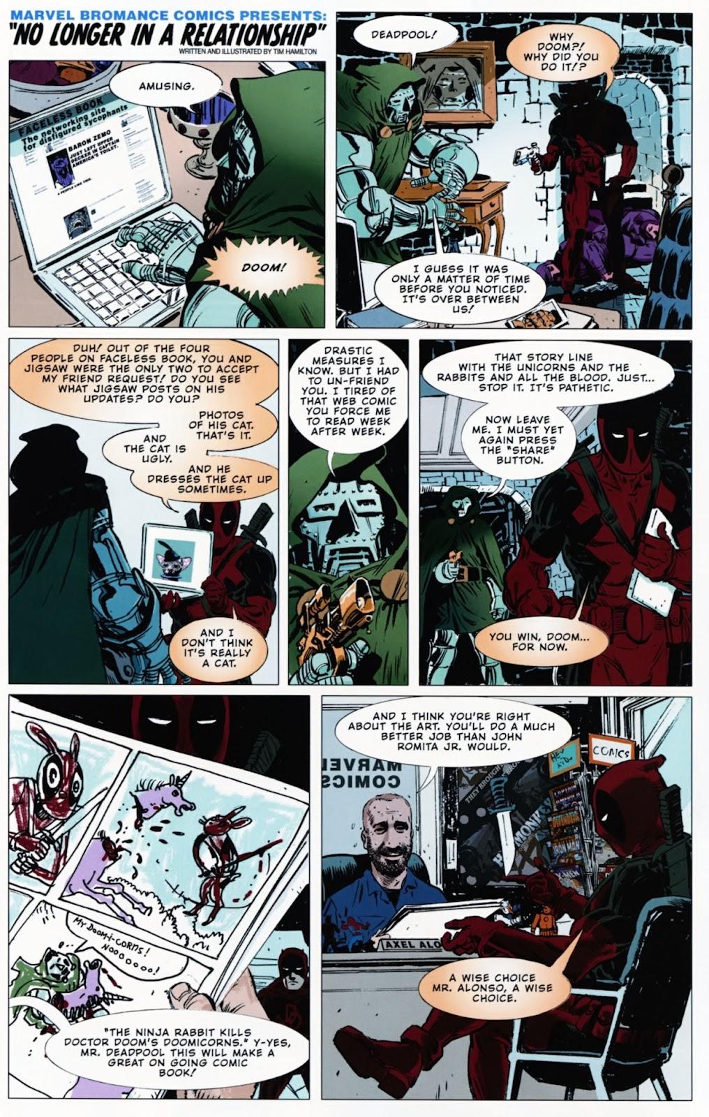 Read online Deadpool (2008) comic -  Issue #1000 - 52