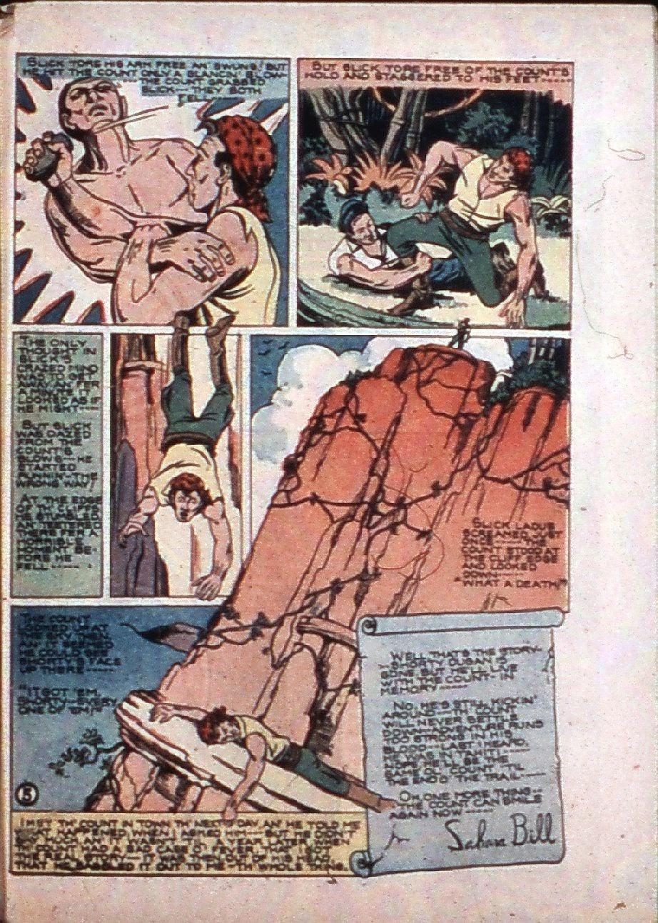 Read online Super-Magician Comics comic -  Issue #3 - 64