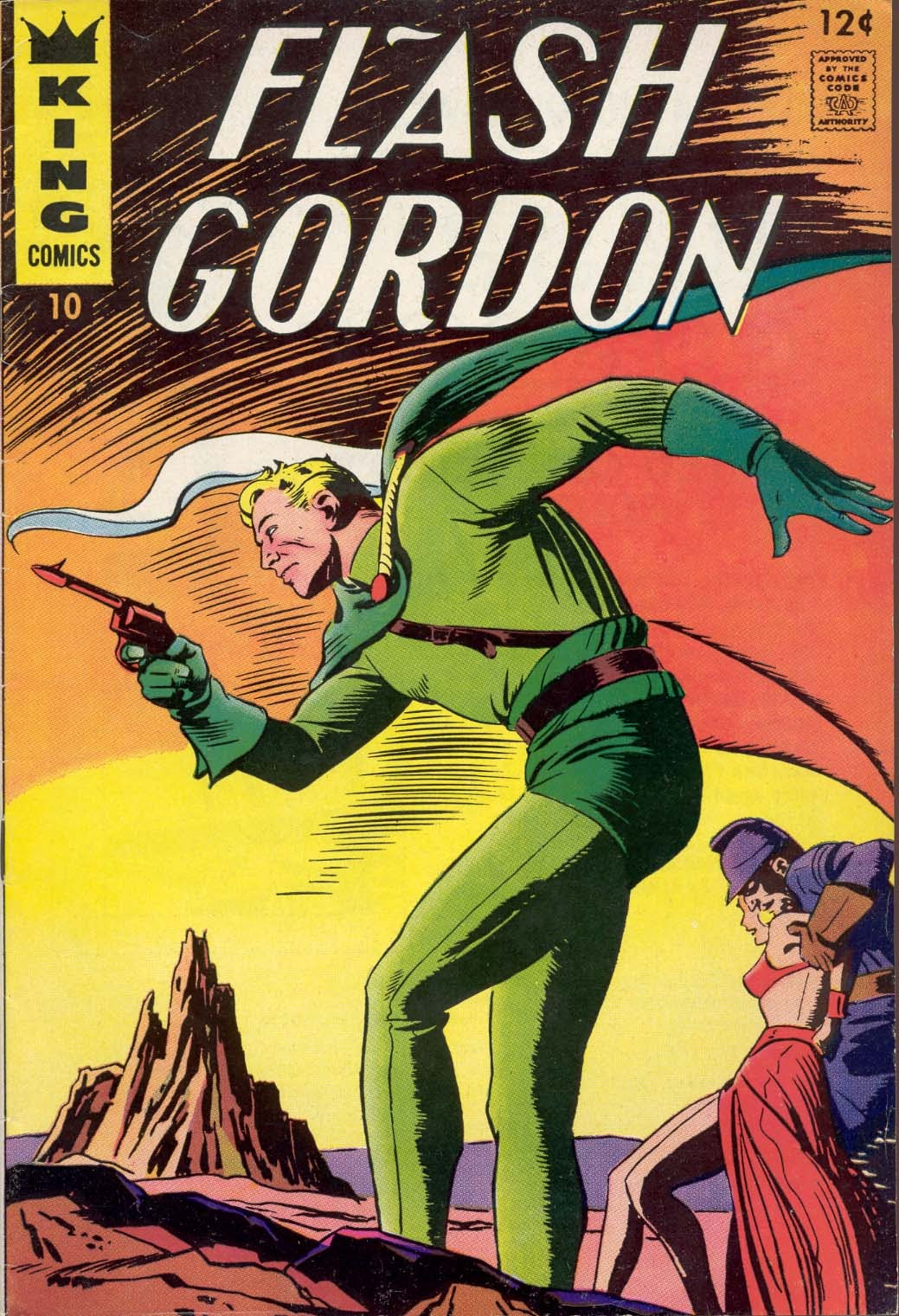 Flash Gordon (1966) issue 10 - Page 1