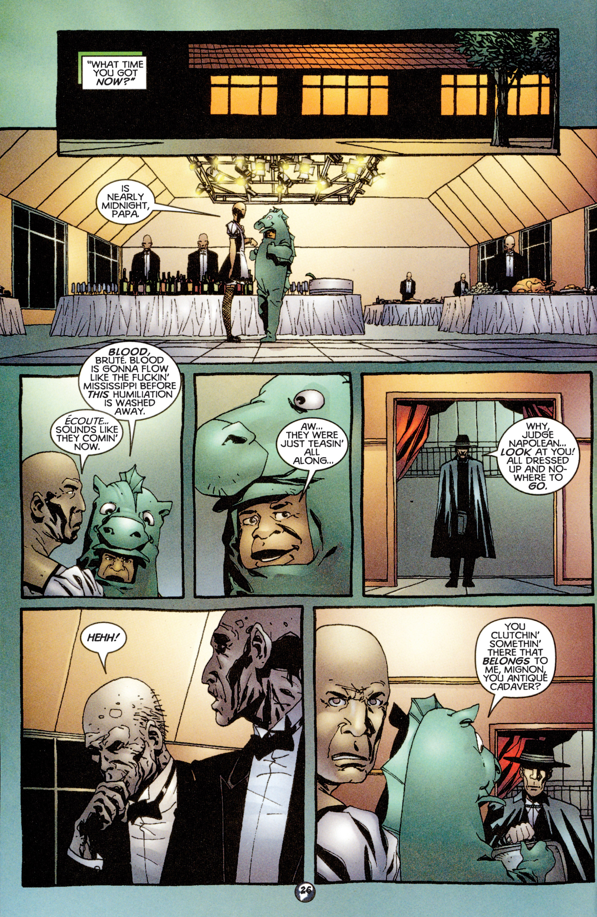Read online Shadowman (1997) comic -  Issue #13 - 21