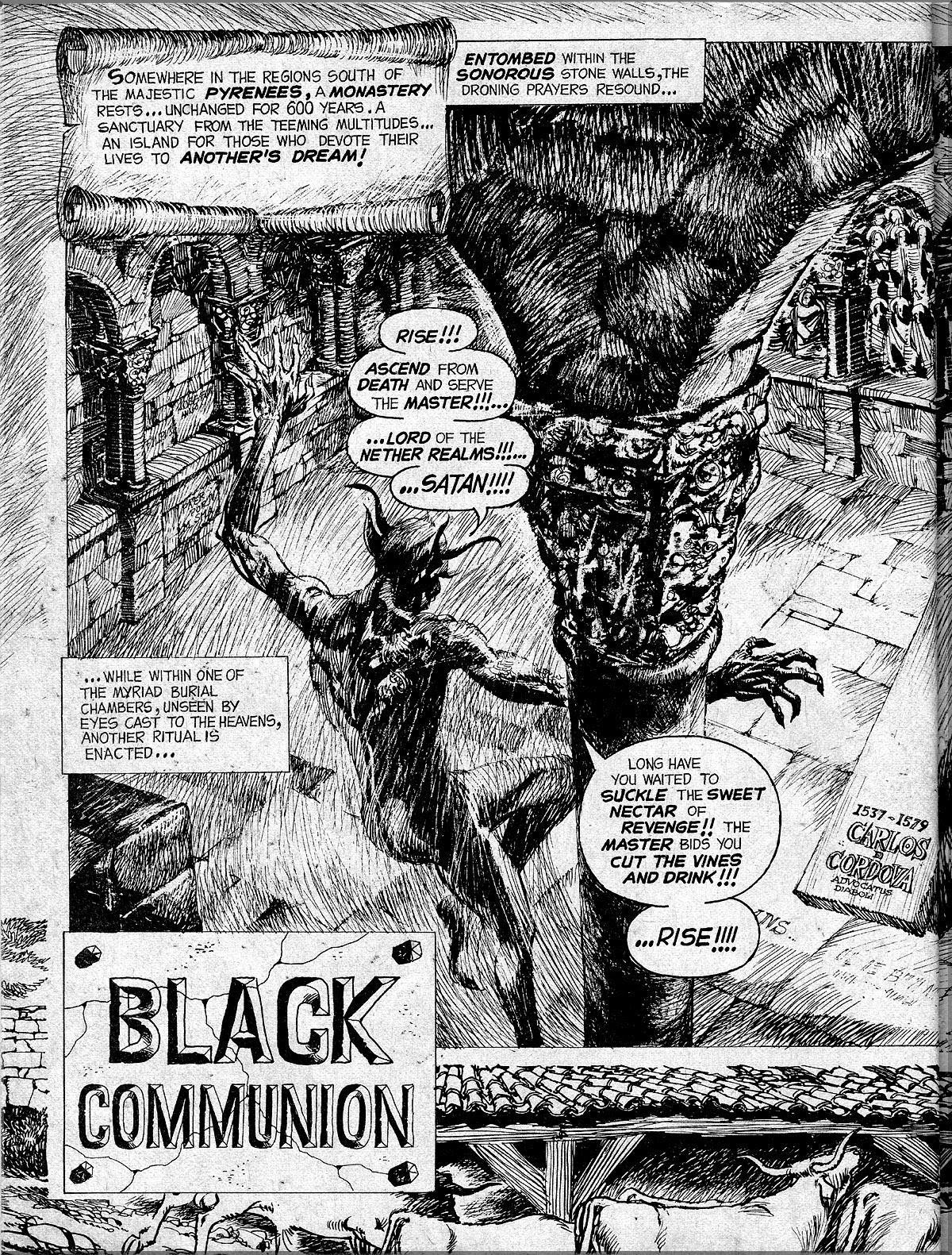 Nightmare (1970) issue 10 - Page 49