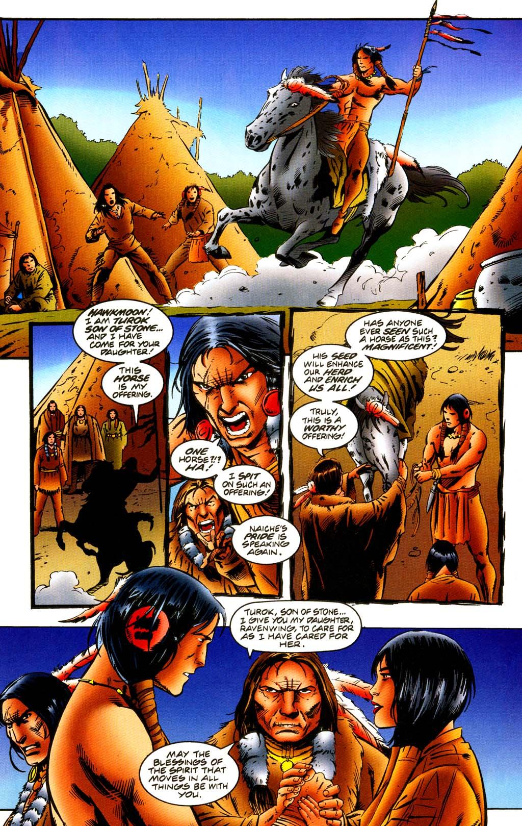 Read online Turok, Dinosaur Hunter (1993) comic -  Issue #44 - 11