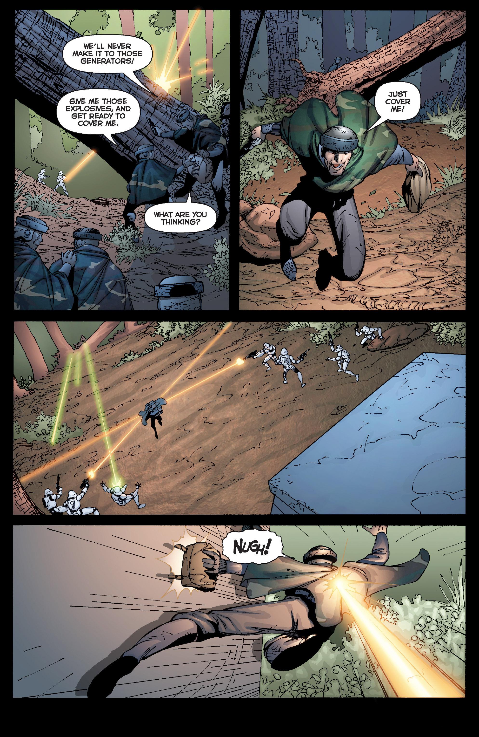 Read online Star Wars Omnibus comic -  Issue # Vol. 27 - 259