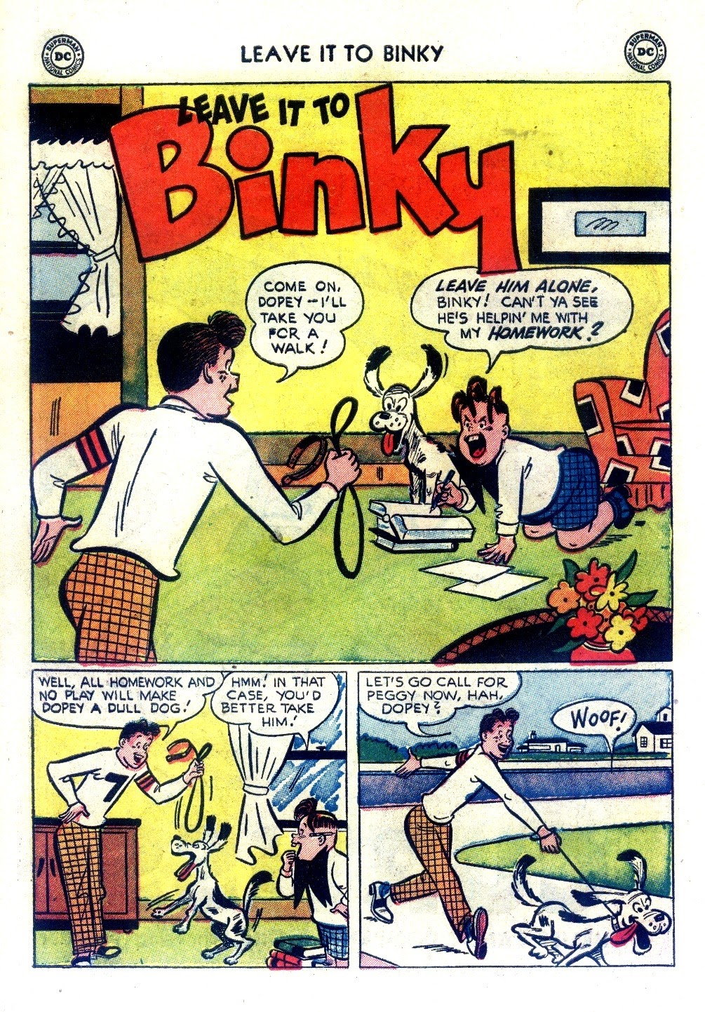 Leave it to Binky issue 41 - Page 10
