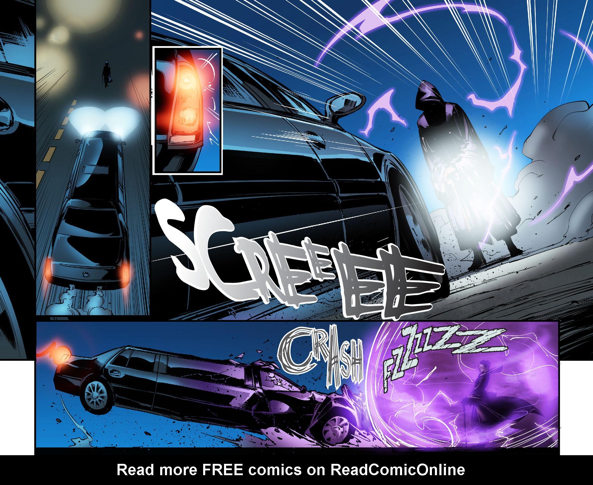 Read online Smallville: Season 11 comic -  Issue #56 - 13