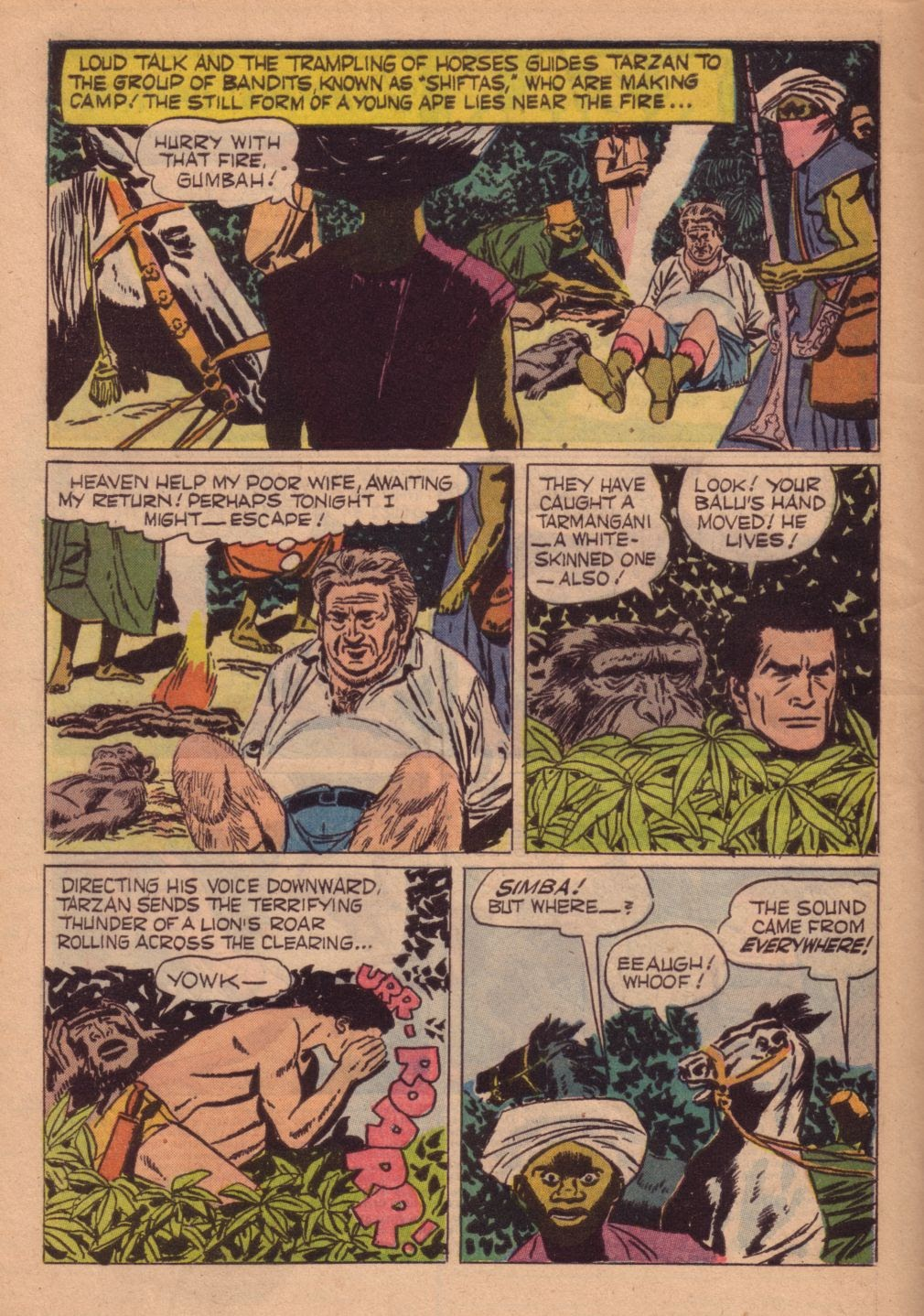 Tarzan (1948) issue 109 - Page 4
