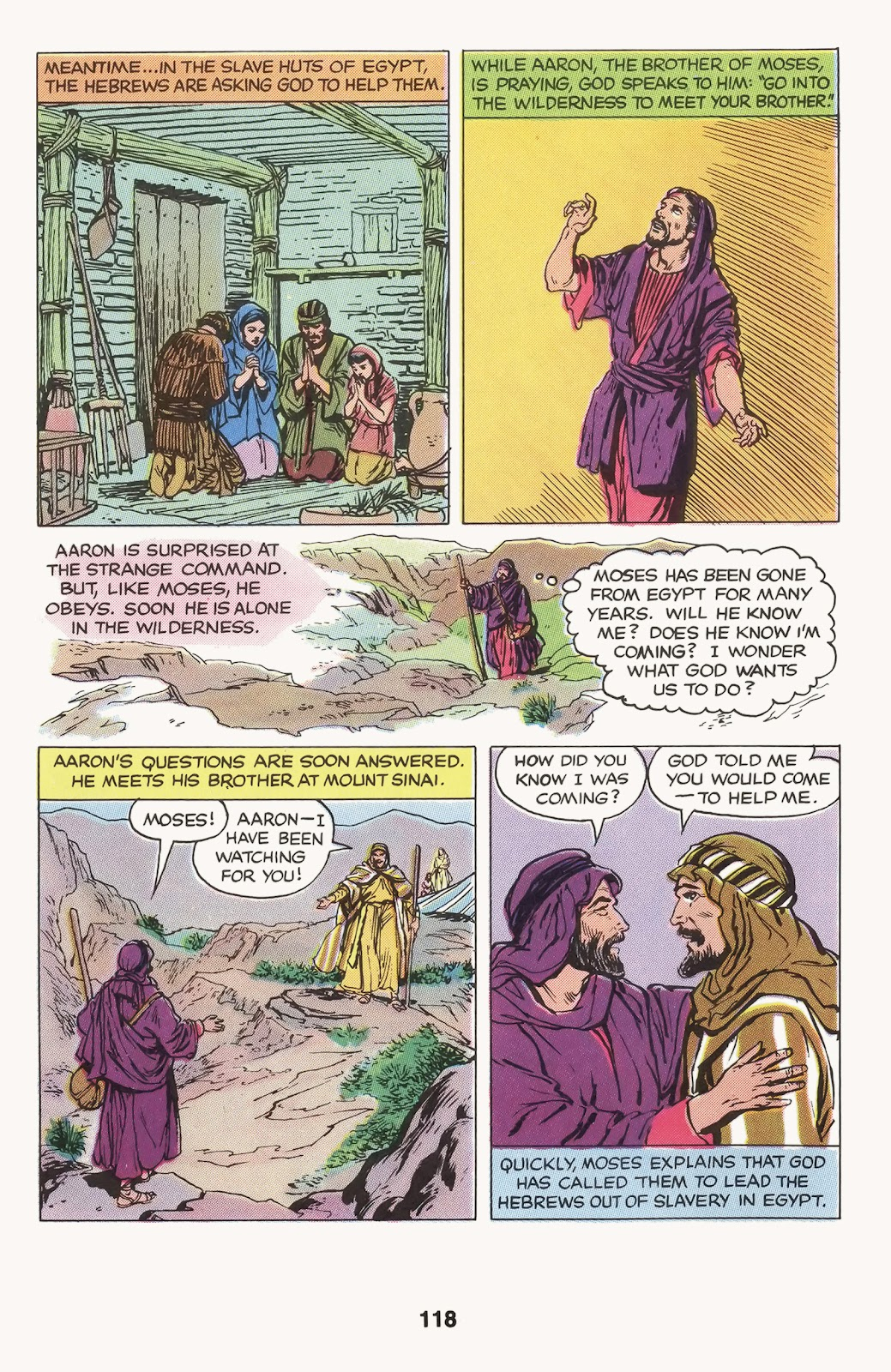 The Picture Bible issue TPB (Part 2) - Page 21