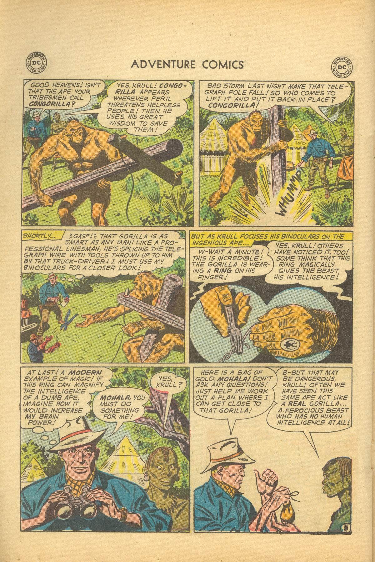 Read online Adventure Comics (1938) comic -  Issue #281 - 22