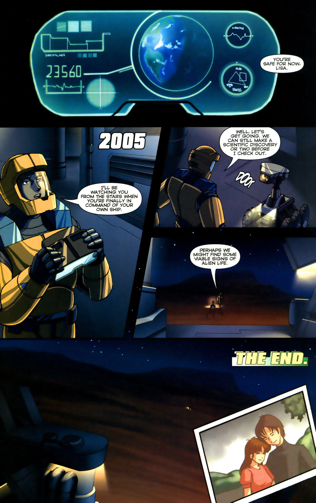 Read online Robotech: Invasion comic -  Issue #5 - 22