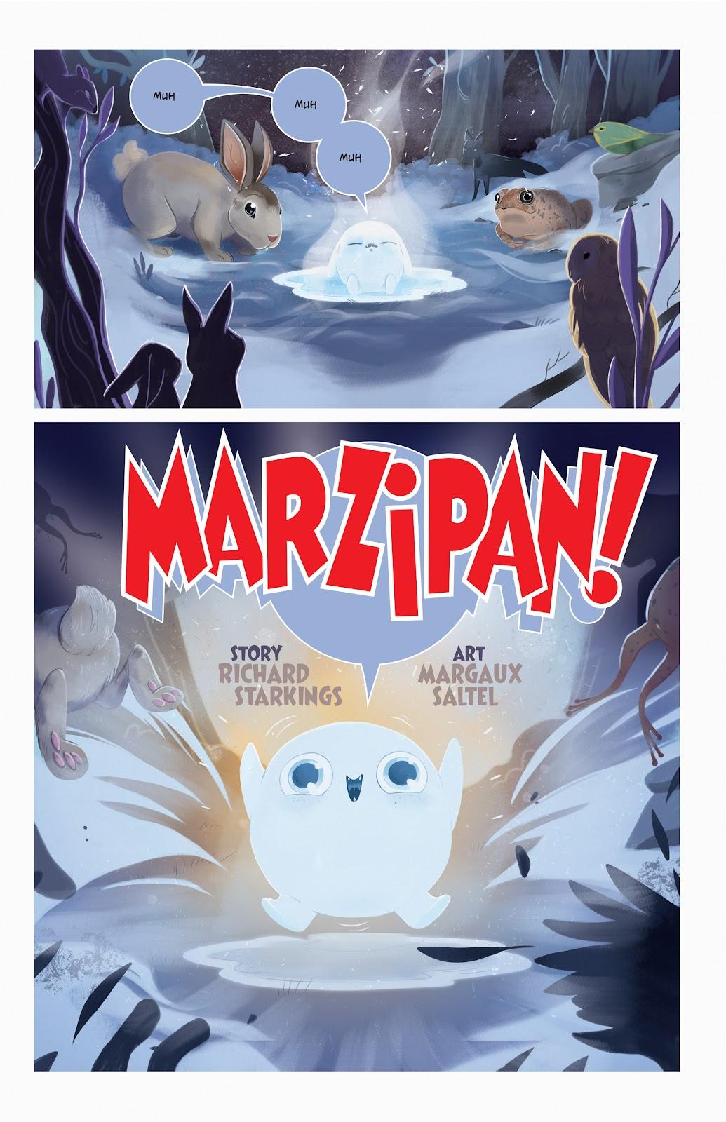 Read online Elephantmen 2261 Season Two: The Pentalion Job comic -  Issue # TPB - 120