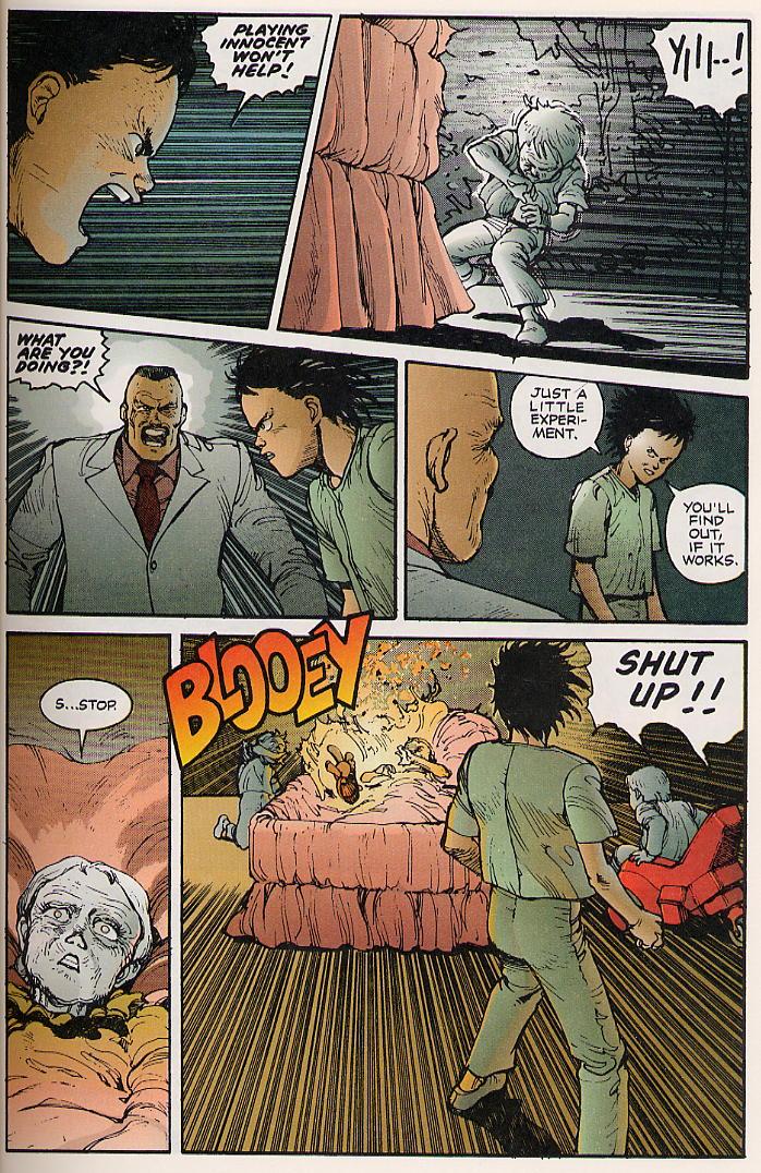 Read online Akira comic -  Issue #8 - 33