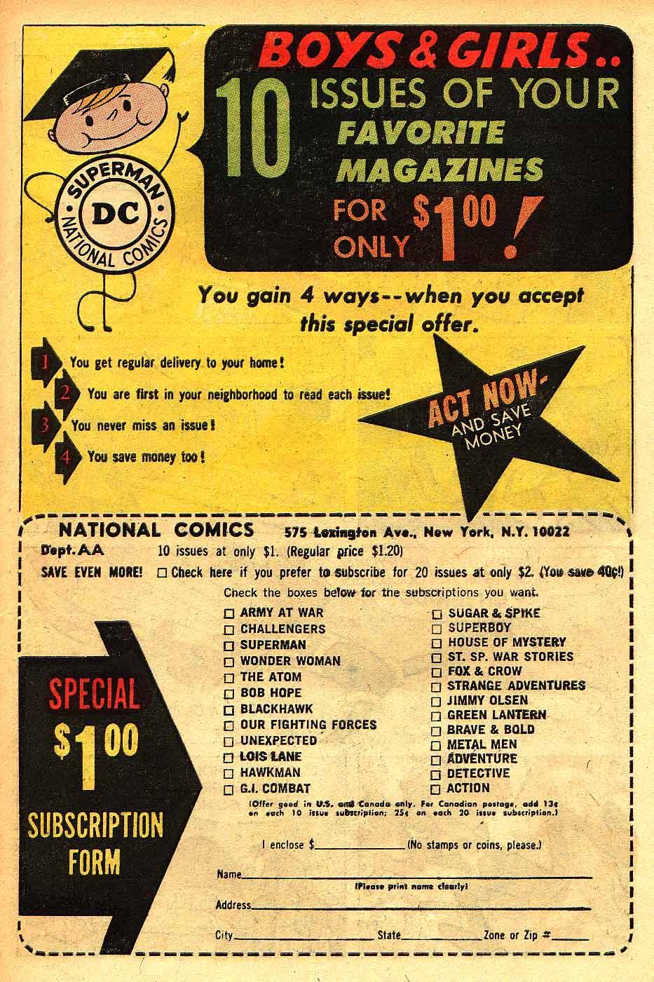 Action Comics (1938) 329 Page 26