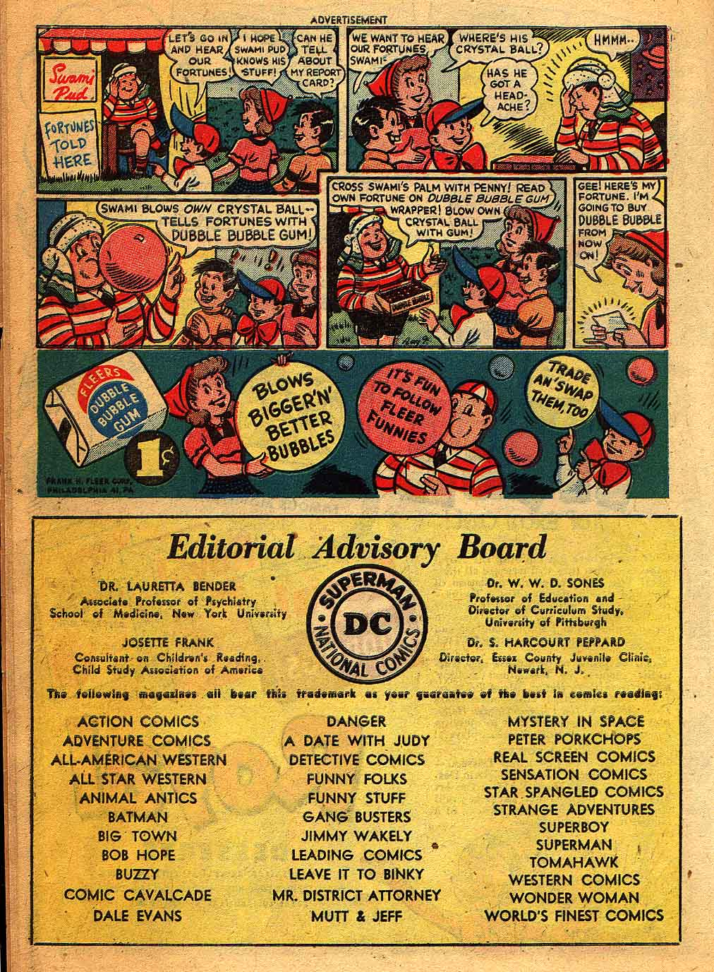 Read online All-Star Western (1951) comic -  Issue #58 - 14