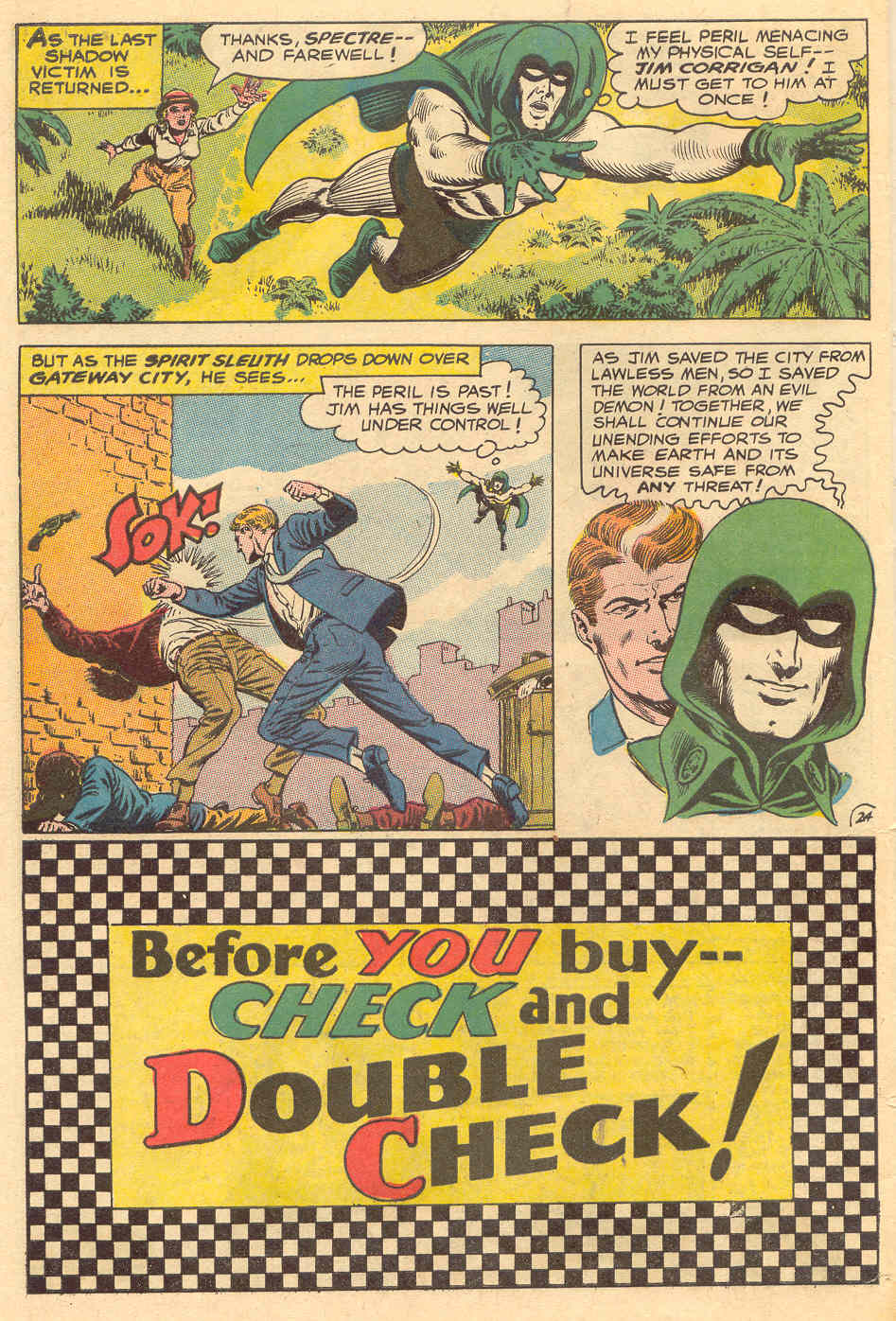 Read online Adventure Comics (1938) comic -  Issue #492 - 97
