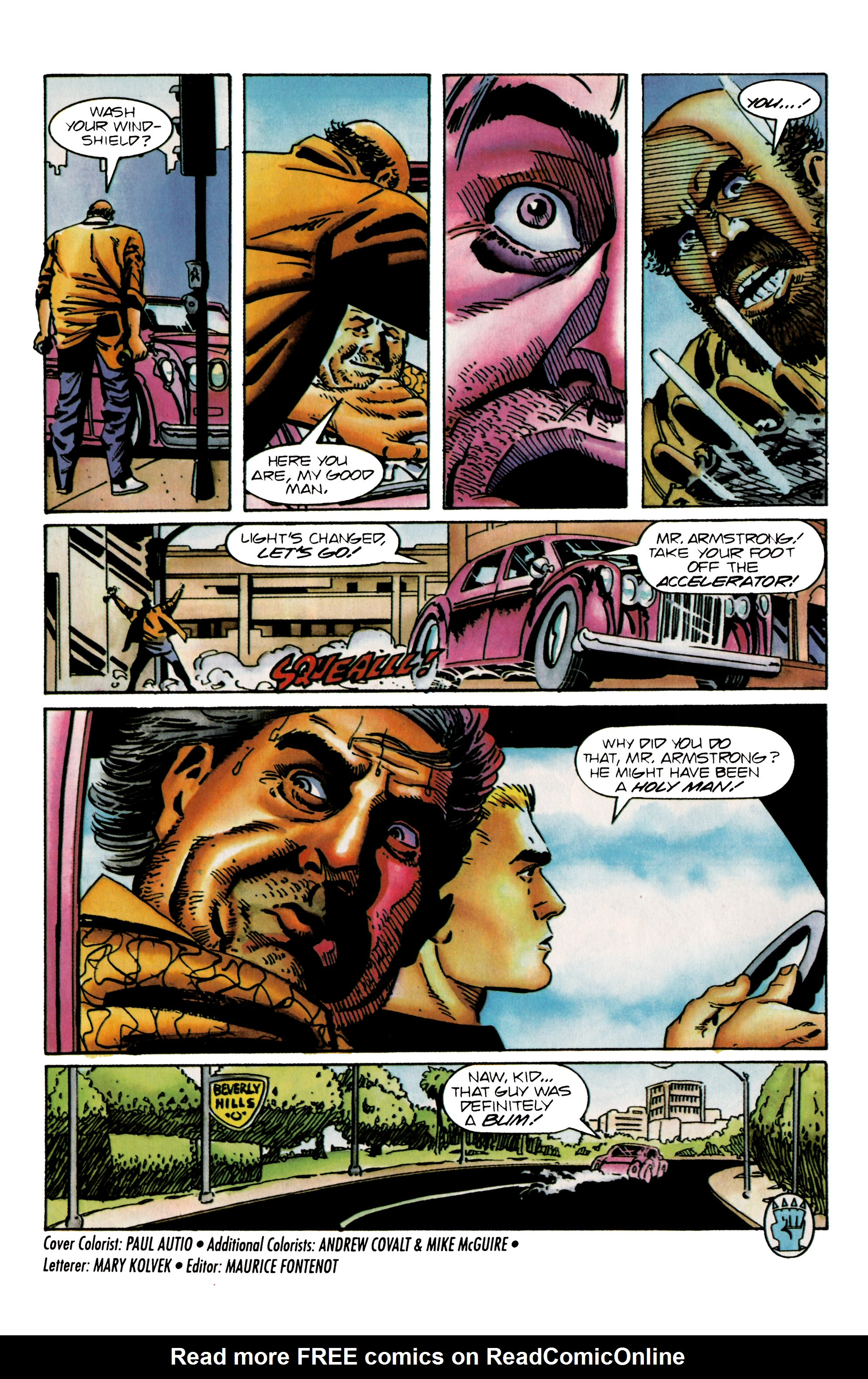 Read online Eternal Warrior (1992) comic -  Issue #25 - 22