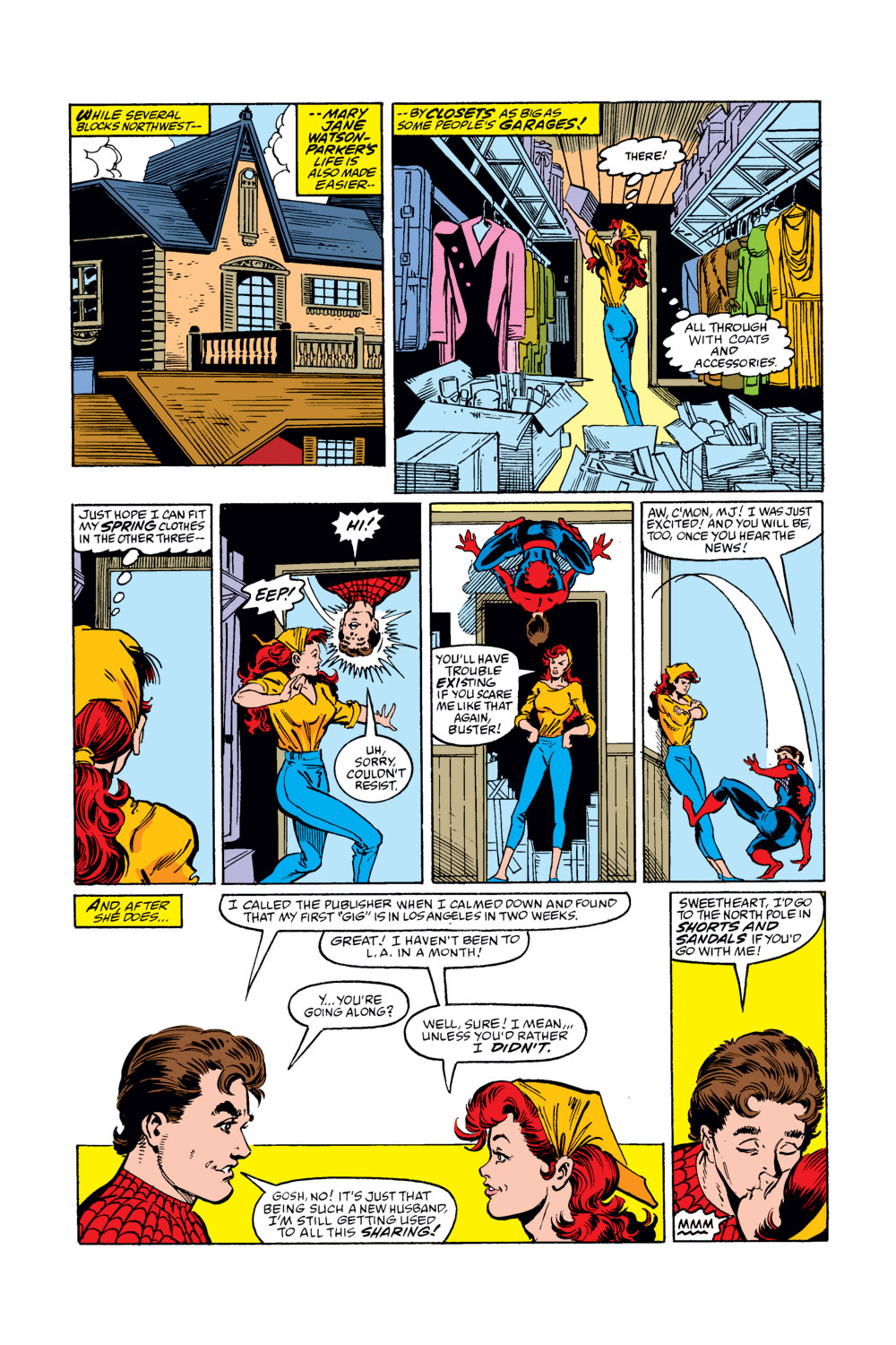 The Amazing Spider-Man (1963) 304 Page 6