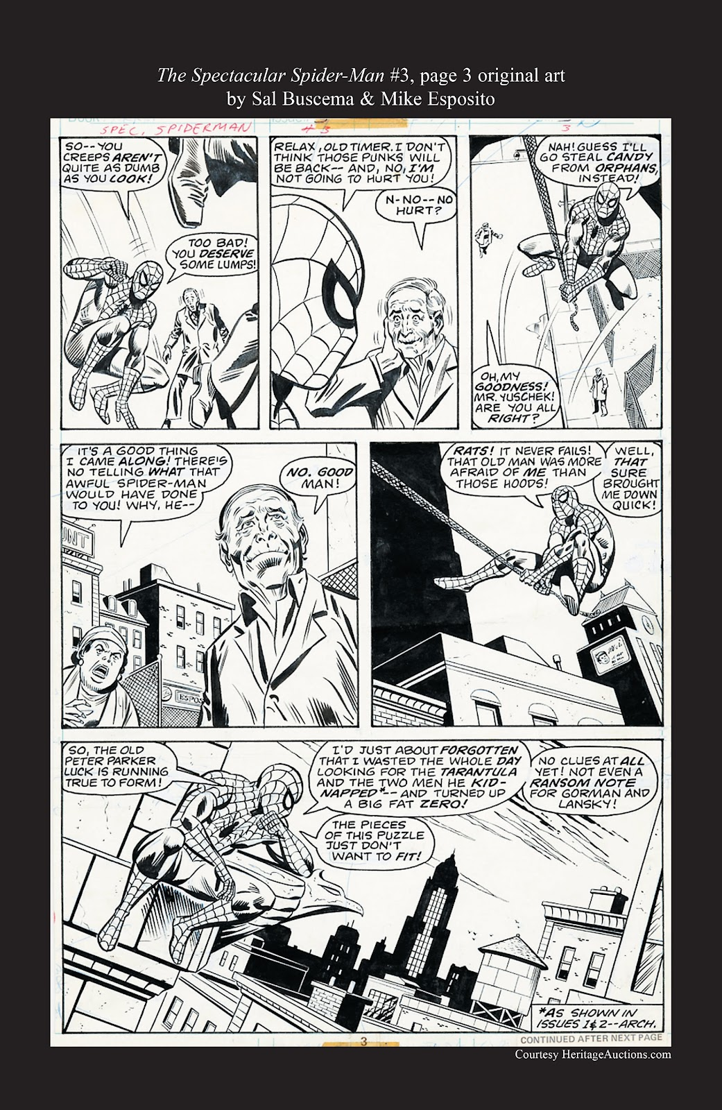 Read online Marvel Masterworks: The Spectacular Spider-Man comic -  Issue # TPB (Part 3) - 67
