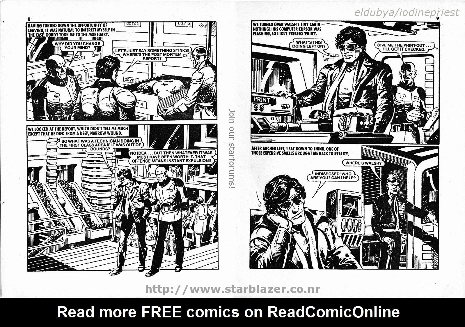 Starblazer issue 173 - Page 6