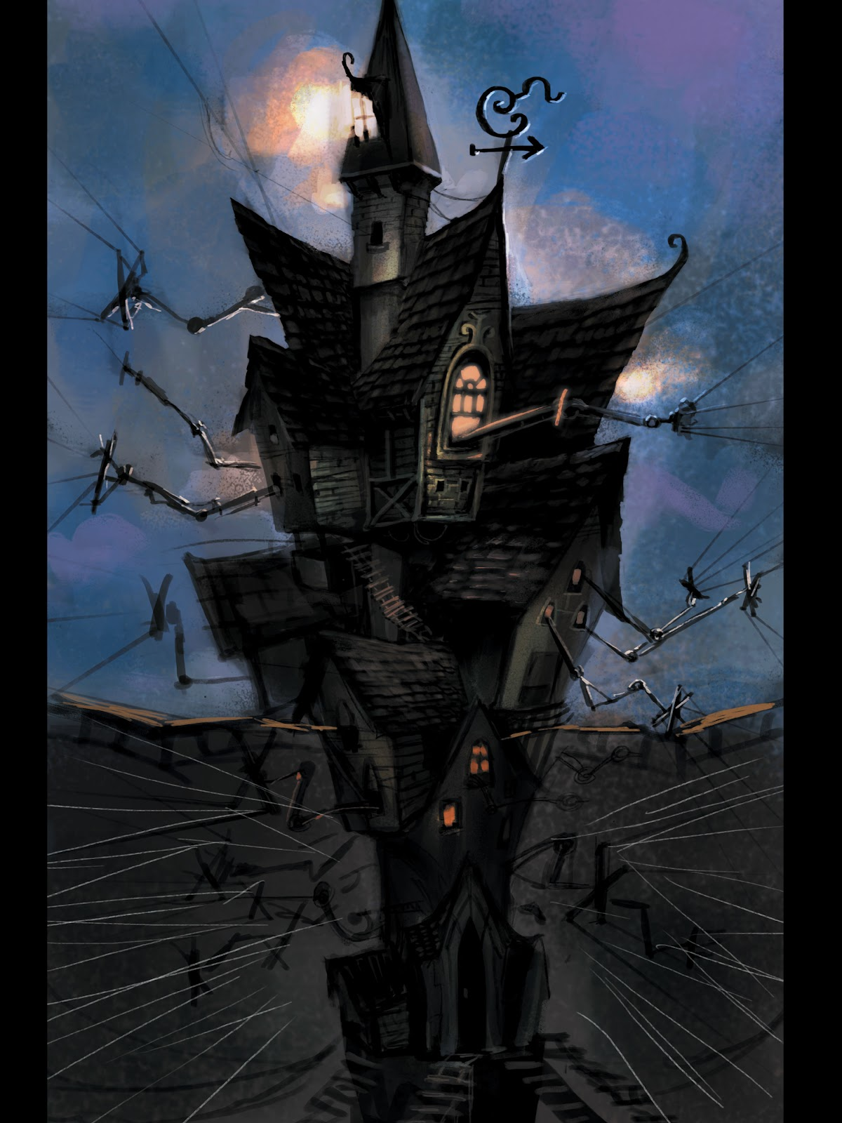 Read online The Art of Alice: Madness Returns comic -  Issue # TPB (Part 2) - 46