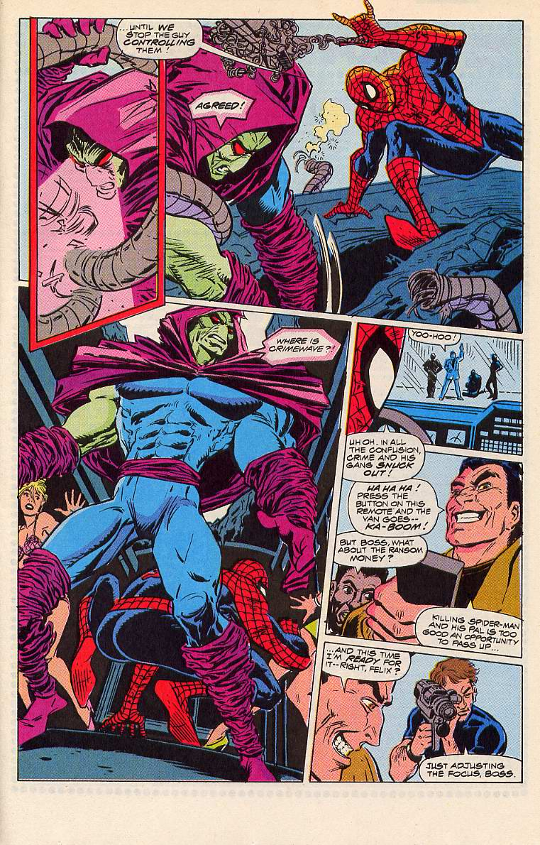 Read online Sleepwalker comic -  Issue #6 - 20