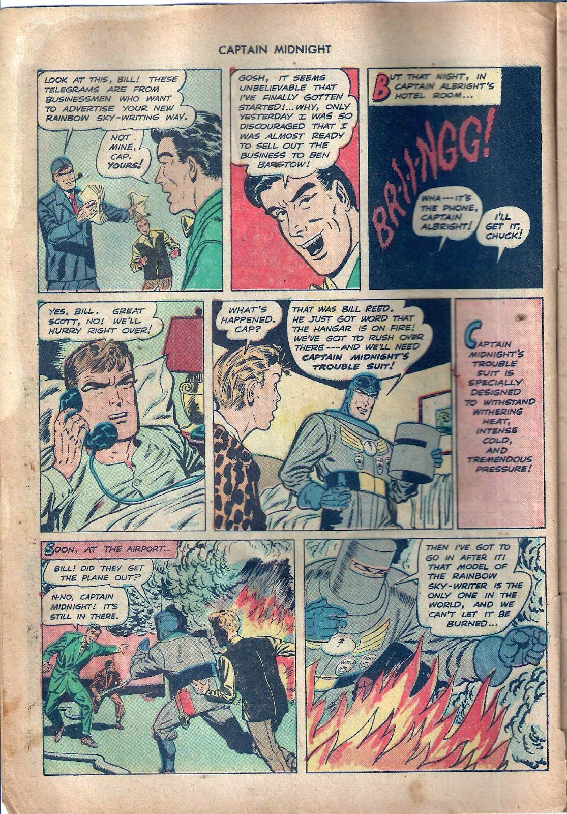 Captain Midnight (1942) issue 59 - Page 5