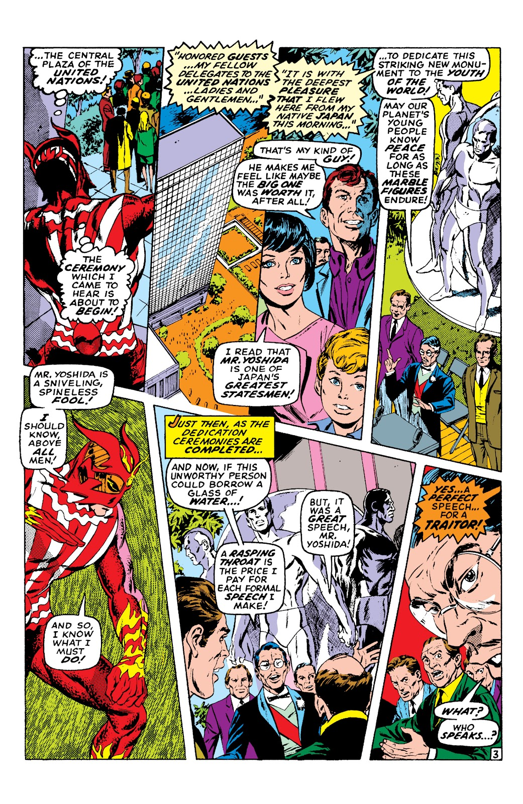 Uncanny X-Men (1963) issue 64 - Page 4