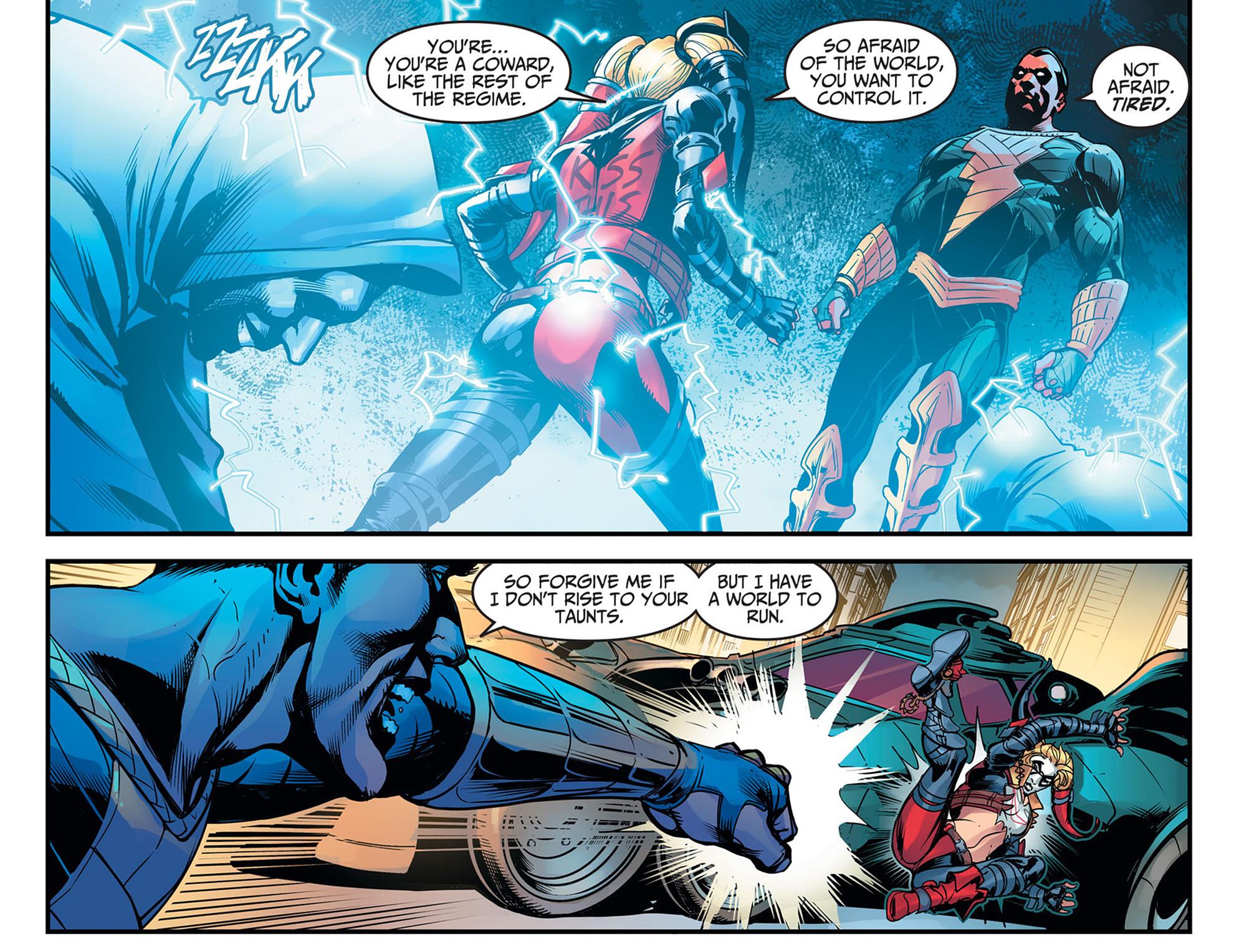 Read online Injustice: Ground Zero comic -  Issue #11 - 18