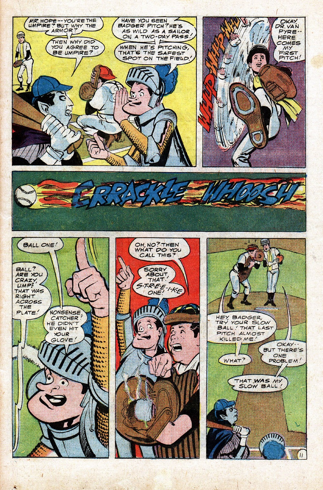 The Adventures of Bob Hope issue 106 - Page 17