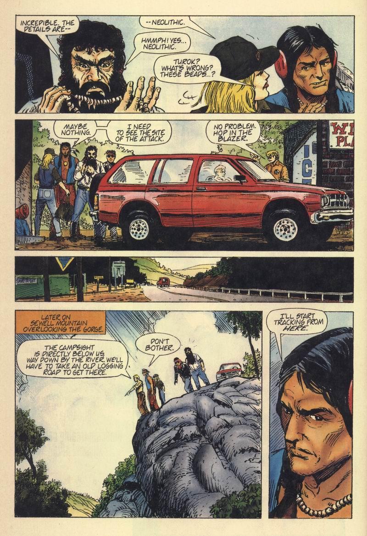 Read online Turok, Dinosaur Hunter (1993) comic -  Issue #7 - 12
