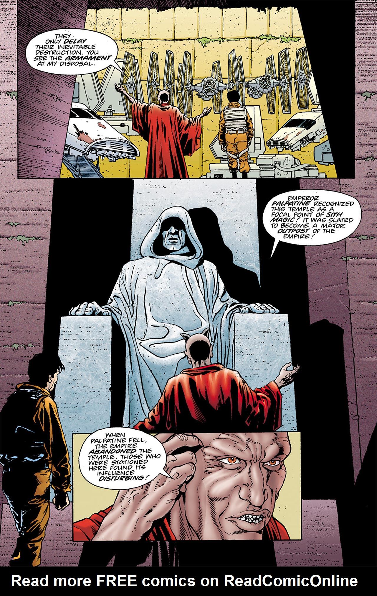 Read online Star Wars Omnibus comic -  Issue # Vol. 2 - 236