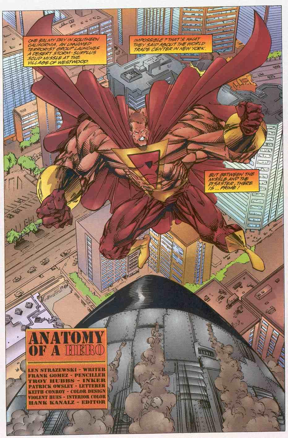 Read online Ultraverse Premiere comic -  Issue #3 - 3