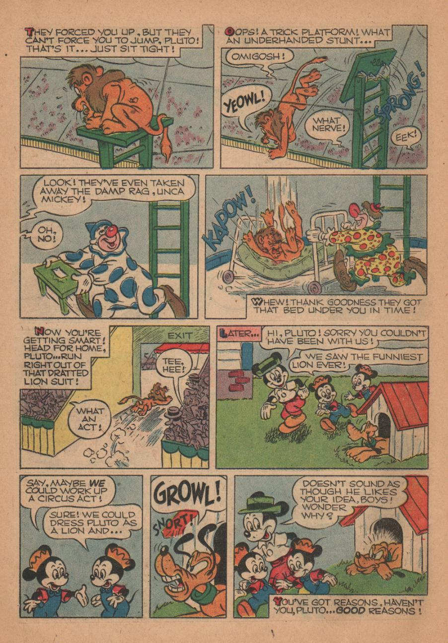 Walt Disney's Comics and Stories issue 194 - Page 22