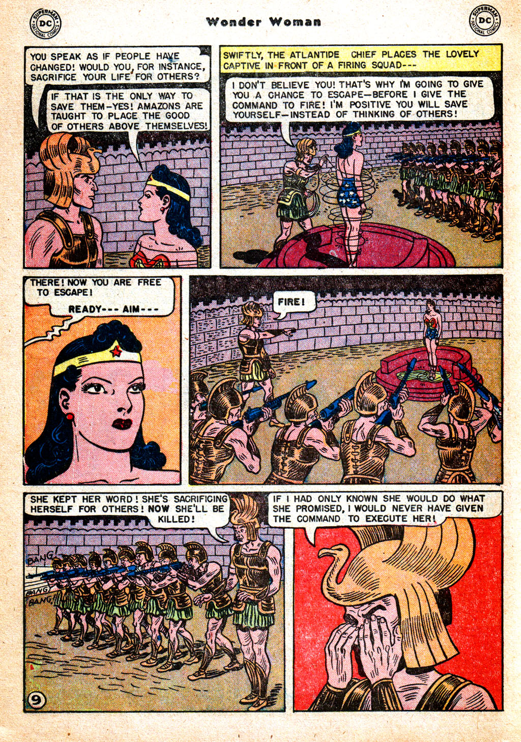 Read online Wonder Woman (1942) comic -  Issue #57 - 25