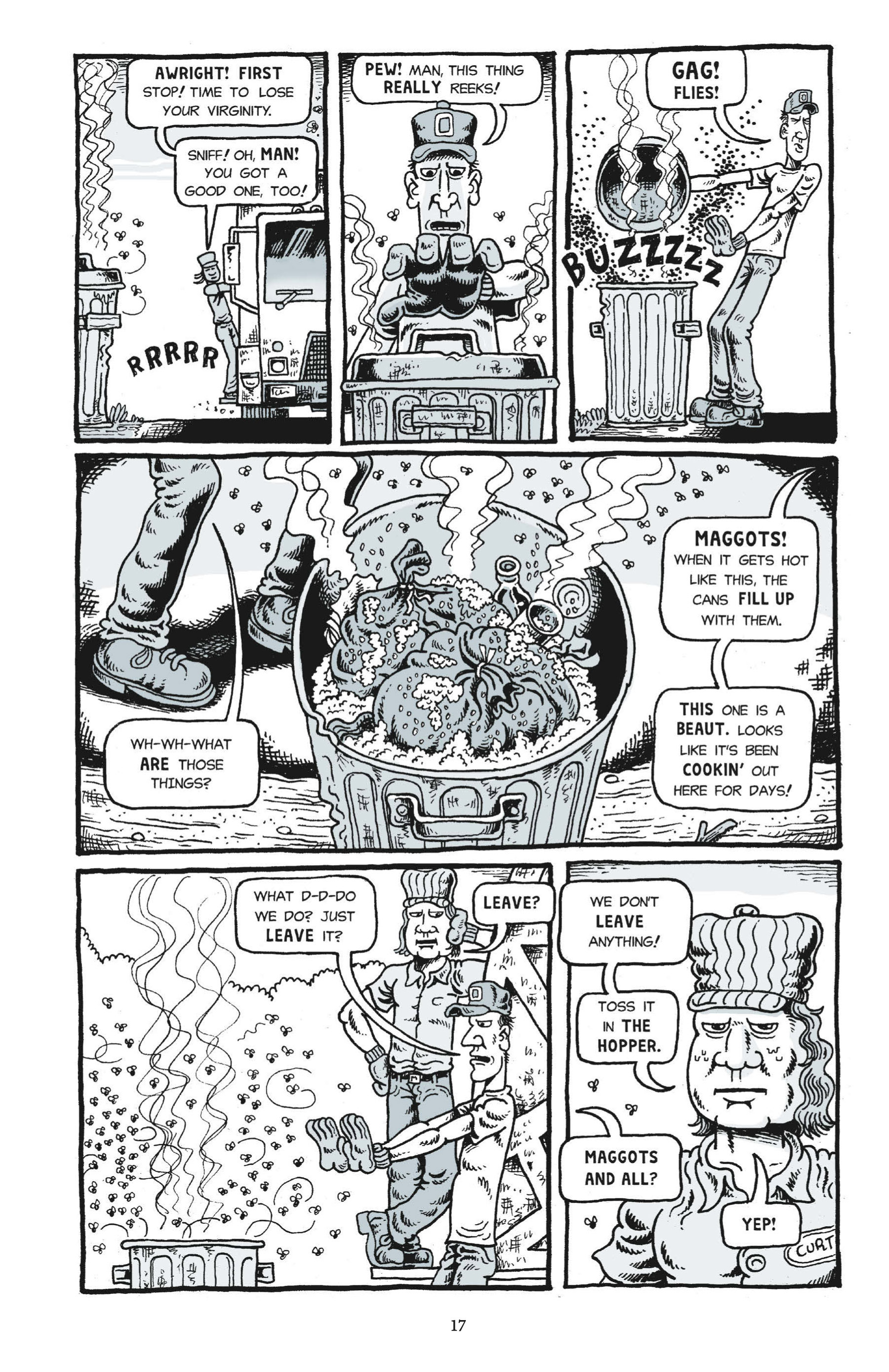 Read online Trashed comic -  Issue # Full - 19