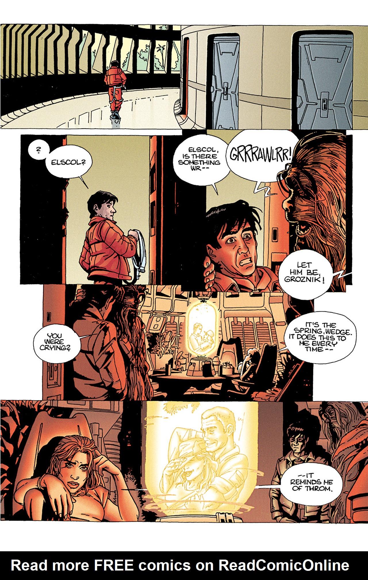 Read online Star Wars Omnibus comic -  Issue # Vol. 1 - 187