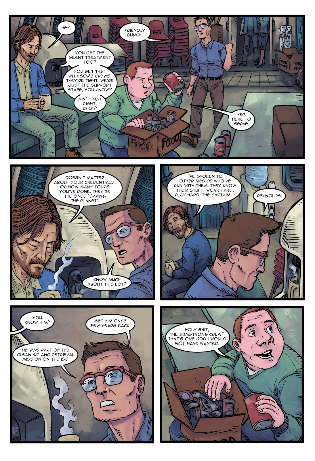Read online Impossible comic -  Issue # TPB - 18