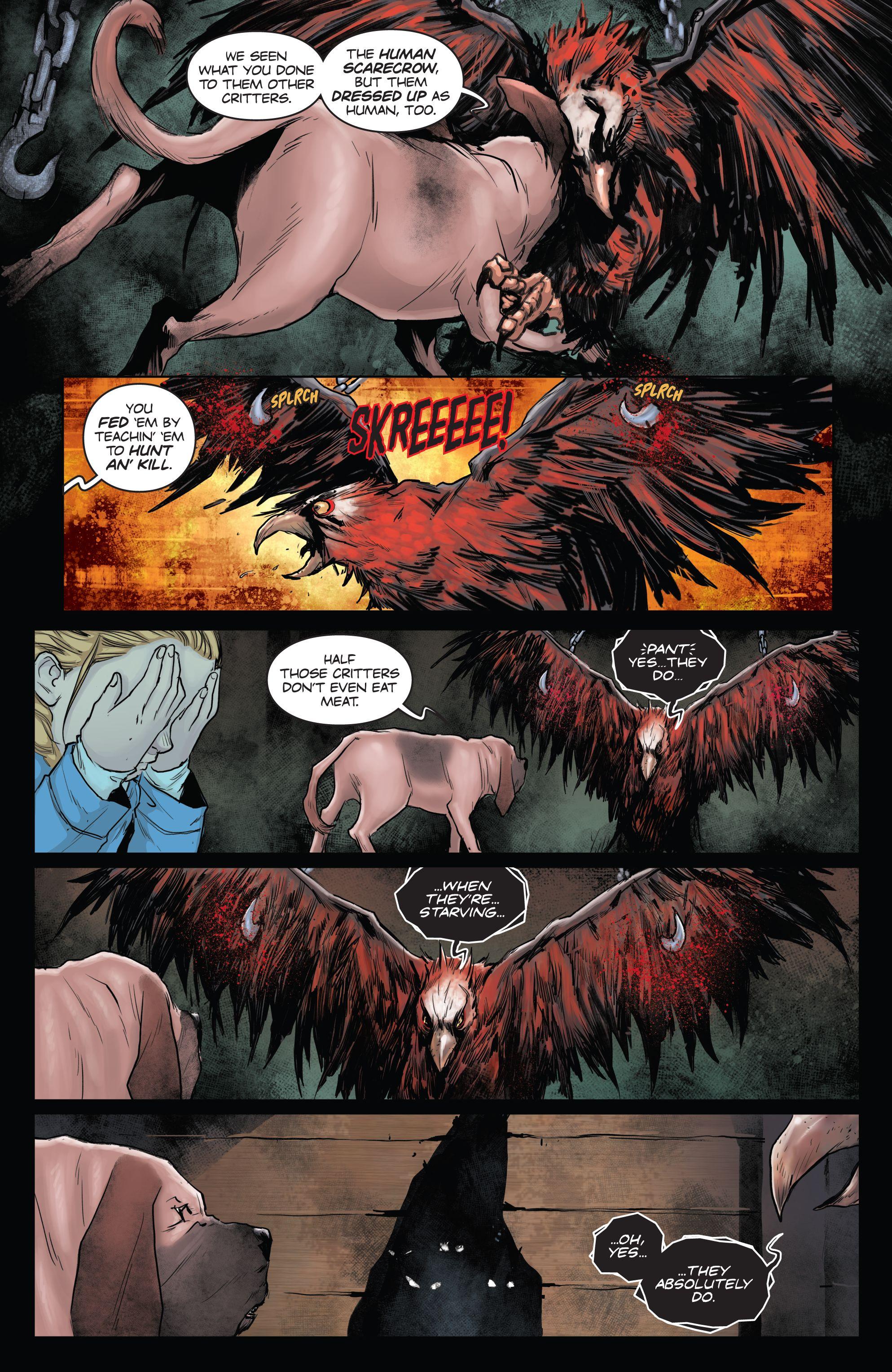 Read online Animosity comic -  Issue #7 - 7