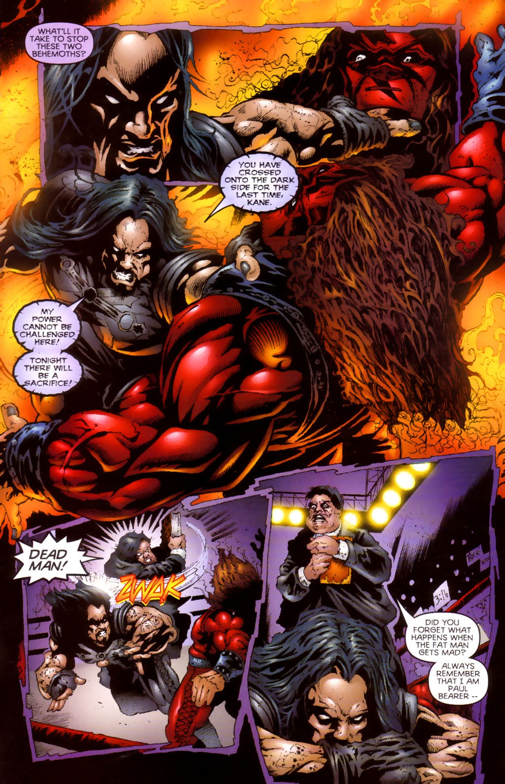 Read online Undertaker (1999) comic -  Issue #0.5 - 10