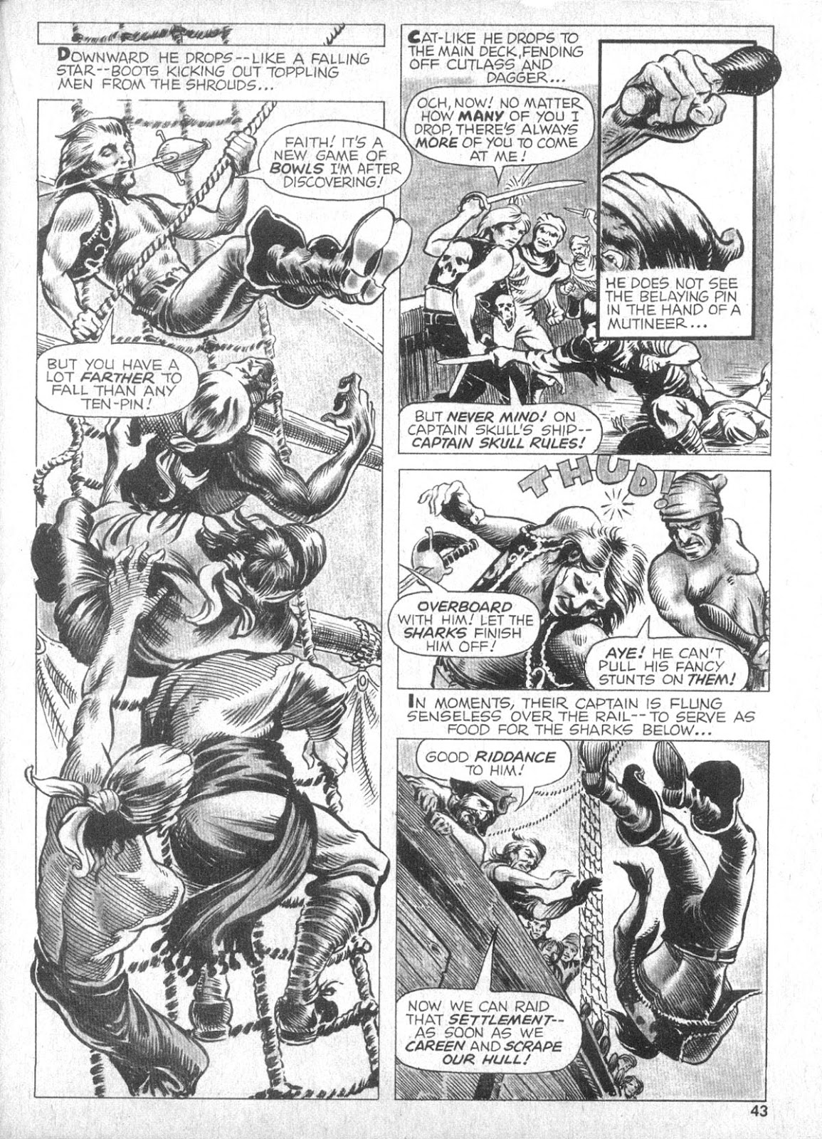 Psycho issue Annual - Page 43
