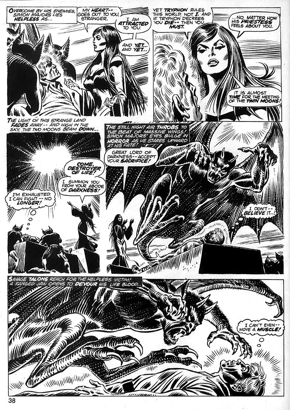 Vampire Tales issue 2 - Page 39